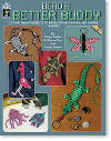 Bead A Better Buddy Craft Book for Pony Beads