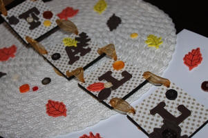 Fall Hanging Decoration for wall or door