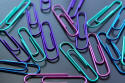 Jumbo Metallic Paperclips
