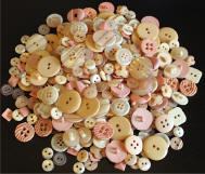 Assorted Craft Buttons