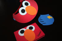 Party Items for an Elmo Party