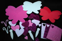 Foam crafts for Valentine's Day